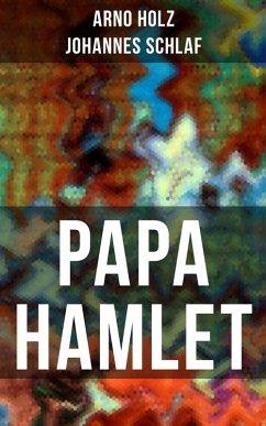 9788027215164 - Holz, Arno; Schlaf, Johannes: Papa Hamlet (eBook, ePUB) - Kniha