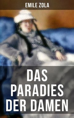 9788027215911 - Zola, Emile: Das Paradies der Damen (eBook, ePUB) - Kniha