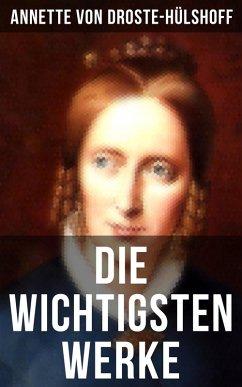 9788027215331 - von Droste-Hülshoff, Annette: Die wichtigsten Werke von Annette von Droste-Hülshoff (eBook, ePUB) - Kniha