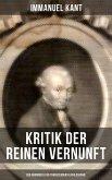 Kritik der reinen Vernunft - Der Grundriss für Transzendentalphilosophie (eBook, ePUB)