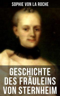 9788027215270 - von La Roche, Sophie: Geschichte des Fräuleins von Sternheim (eBook, ePUB) - Kniha