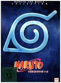 Naruto - The Movie Collection - Limited Edition Movie 1-3 Special Collection
