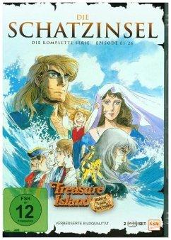 Die Schatzinsel - Complete Edition - 2 Disc DVD