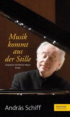 Musik kommt aus der Stille (eBook, PDF)