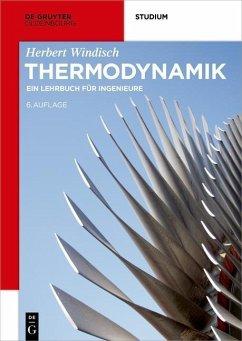 Thermodynamik (eBook, PDF) - Windisch, Herbert