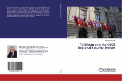 Tajikistan and the OSCE Regional Security System