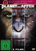 Planet der Affen: Trilogie ProSieben Blockbuster Tipp