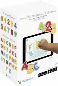Marbotic Smart Kit (Smart Numbers + Smart Letters)