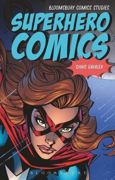 Superhero Comics (eBook, PDF)