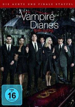 The Vampire Diaries: Die komplette 8. Staffel (3 Discs) - Paul Wesley,Ian Somerhalder,Kat Graham