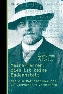 Meine Herren, dies ist keine Badeanstalt (eBook, ePUB) - Wallwitz, Georg von
