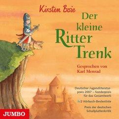 Der kleine Ritter Trenk Bd.1 (MP3-Download) - Boie, Kirsten