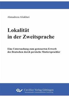 Lokalität in der Zweitsprache (eBook, PDF)