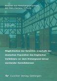 Möglichkeiten der Selektion innerhalb der deutschen Population des Englischen Vollblüters vor dem Hintergrund kürzer werdender Renndistanzen (eBook, PDF)