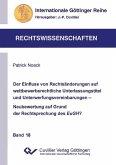 Der Einfluss von Rechtsänderungen auf wettbewerbsrechtliche Unterlassungstitel und Unterwerfungsvereinbarungen - Neubewertung auf Grund der Rechtsprechung des EuGH? (eBook, PDF)