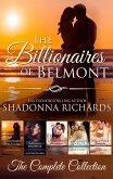 Billionaires of Belmont Boxed Set (Books 1-5) (eBook, ePUB)