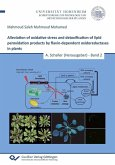 Alleviation of oxidative stress and detoxification ol lipid peroxidation products by flavin-dependent oxidoreductases in plants (eBook, PDF)