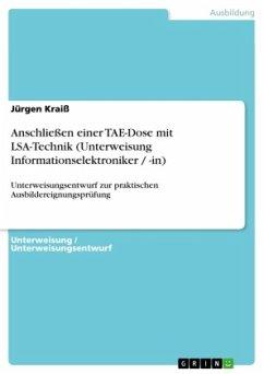 Anschließen einer TAE-Dose mit LSA-Technik (Unt...