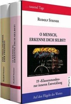 2 Bände in Schuber - Steiner, Rudolf
