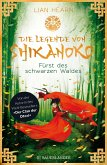 Fürst des schwarzen Waldes / Die Legende von Shikanoko Bd.2