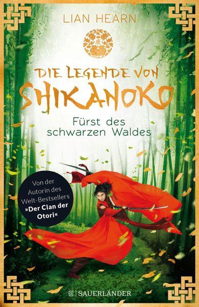 Buch-Reihe Die Legende von Shikanoko