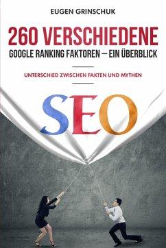 260 verschiedene Google Ranking Faktoren ? Ein ...