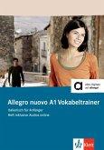 Allegro nuovo A1 Vokabeltrainer. Heft inklusive Audios für Smartphone/Tablet