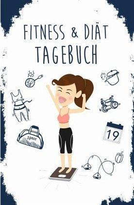 Diat Fitness Tagebuch 100 Tage Abnehmtagebuch Zum Ausfullen