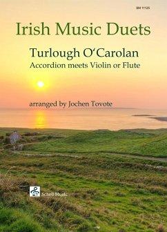 Irish Music Duets: Accordion Meets Violin or Flute