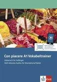 Con piacere A1 Vokabeltrainer. Heft inklusive Audios für Smartphone/Tablet