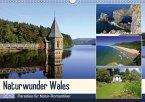 Naturwunder Wales (Wandkalender 2018 DIN A3 quer)