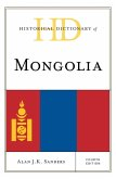 Historical Dictionary of Mongolia (eBook, ePUB)