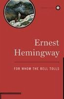 For Whom the Bell Tolls (eBook, ePUB) - Hemingway, Ernest