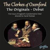 The Clerkes Of Oxenford-Die Debut-Cd