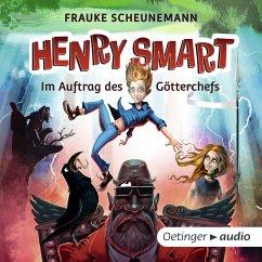 Im Auftrag des Götterchefs / Henry Smart Bd.1 (MP3-Download) - Scheunemann, Frauke