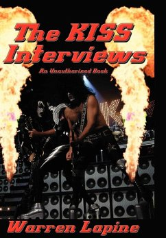 The Kiss Interviews (eBook, ePUB) - Lapine, Warren