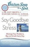 Chicken Soup for the Soul: Say Goodbye to Stress (eBook, ePUB)