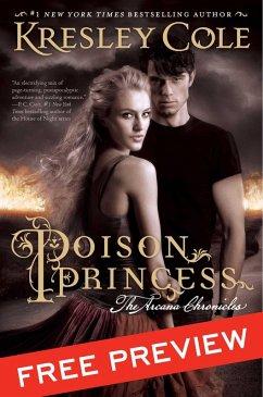 Poison Princess Free Preview Edition (eBook, ePUB) - Cole, Kresley