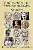 The Lives of the Twelve Caesars (eBook, ePUB)