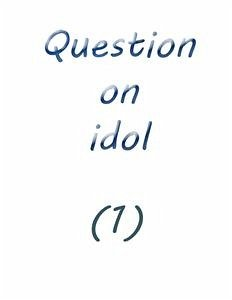 9788826494012 - Farah solomon: question on idol (1) (eBook, ePUB) - Libro