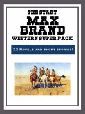 The Max Brand Western Super Pack (eBook, ePUB)