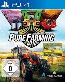 Pure Farming 2018 Day One Edition (PlayStation 4)