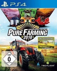Pure Farming 2018 - Landwirtschaft weltweit - D1 Edition