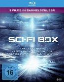 Sci-Fi-Box (3-Blu-ray-Box)