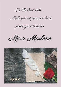 Merci Marlène