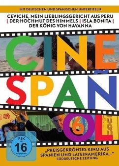 Cinespañol 6 (4 Discs, OmU)