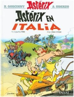 Asterix 37. Astérix en Italia - Ferri, Jean-Yves; Conrad, Didier