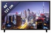 Sharp LC-48CFG6002E 121 cm (48 Zoll) Fernseher (Full HD, DVB-T2/ DVB-S2/ DVB-C, Smart TV)