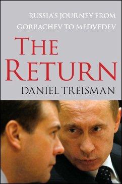 The Return (eBook, ePUB) - Treisman, Daniel