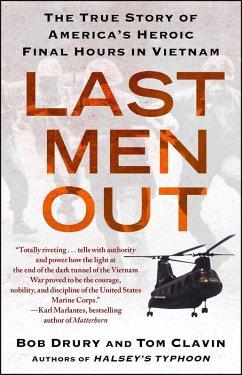 Last Men Out (eBook, ePUB) - Drury, Bob; Clavin, Tom